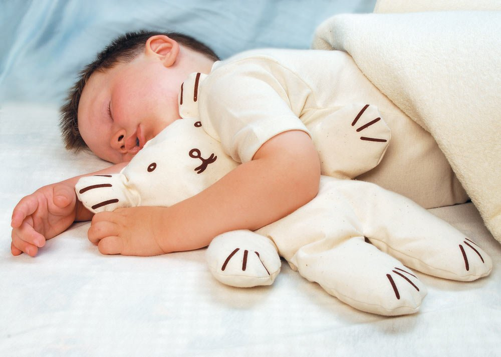 Грелка для новорожденного от коликов своими руками 45