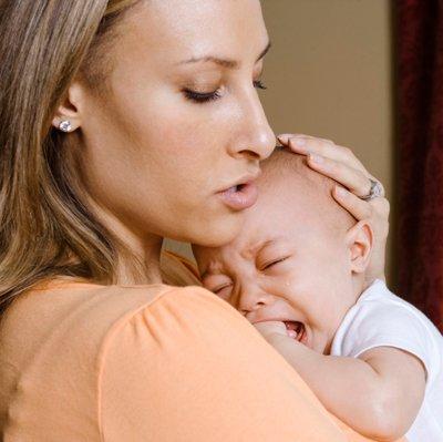 Испуг у грудного ребенка признаки как лечить