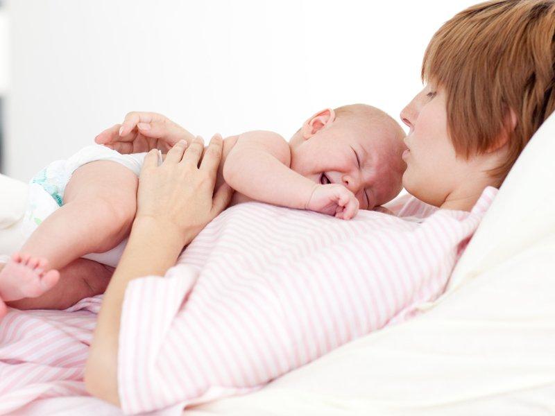 Ребенку 1 неделя – все об особенностях развития