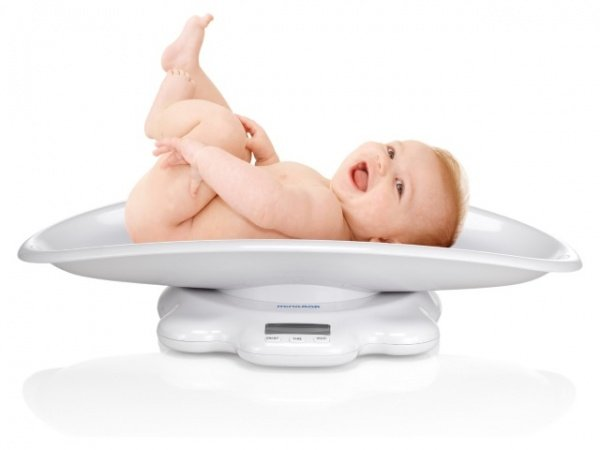 Набор веса у грудничков по месяцам: таблица, нормы, причины отклонений