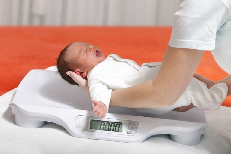 вес новорожденного норма