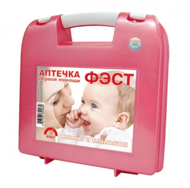 аптечка для новорожденного фэст