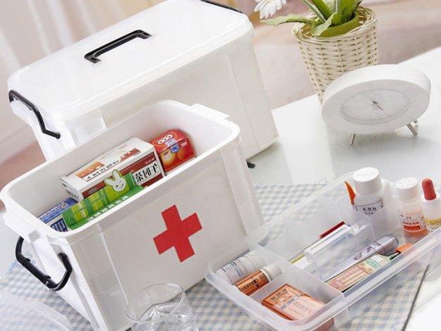 аптечка для новорожденного: список необходимого