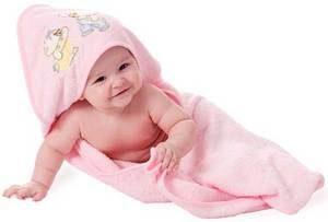 полотенце для грудничка