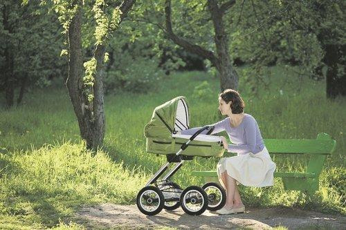 прогулки с малышом