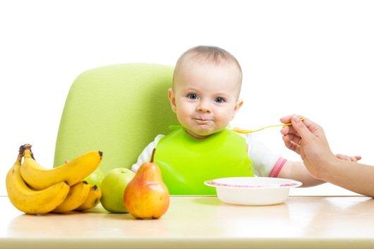 Прикорм для новорожденного: как приготовить пюре из груши