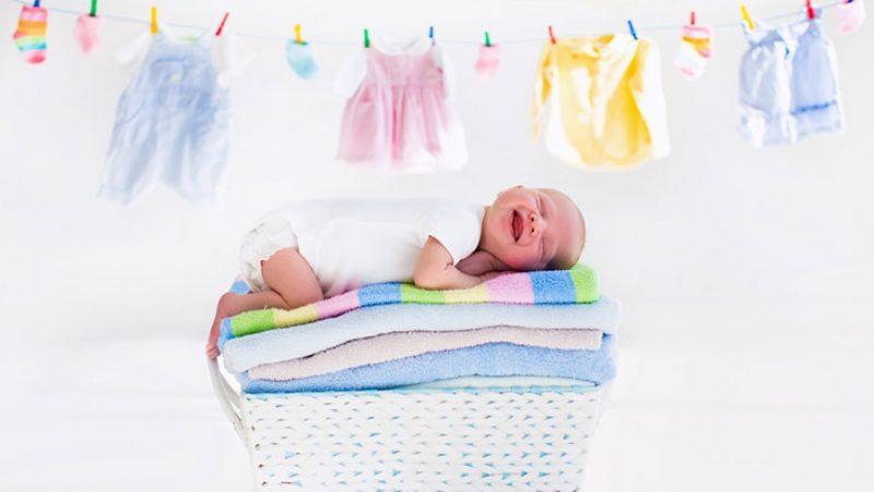 как выбрать порошок для новорожденных