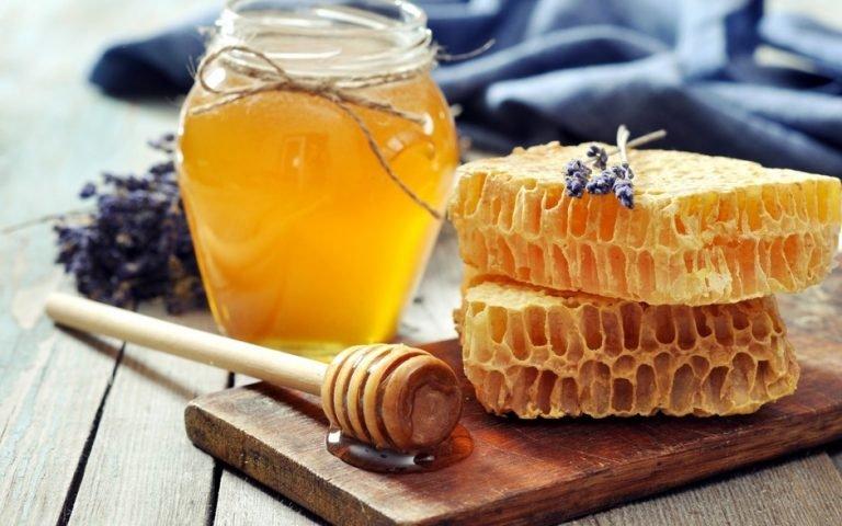 мед грудничкам