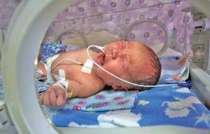 лечение асфиксии новорожденного
