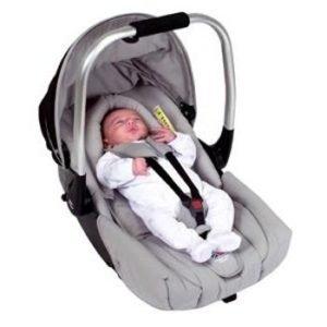 автолюлька для новорожденного