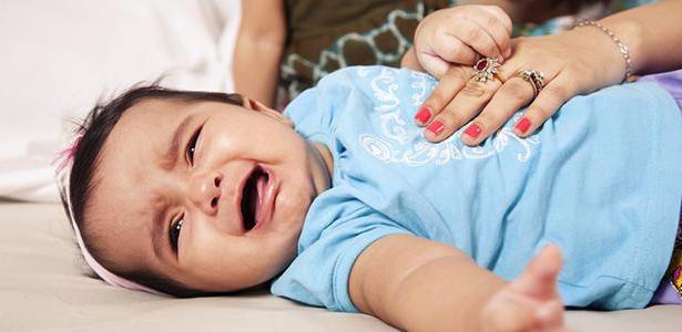 биогая против младенческих колик