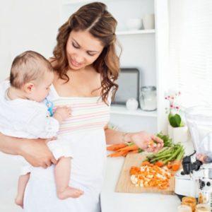 диета кормящей женщины