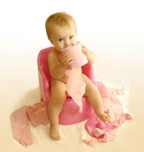 непроходимость у грудничка