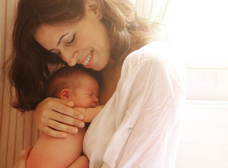 развитие новорожденного 3 неделя
