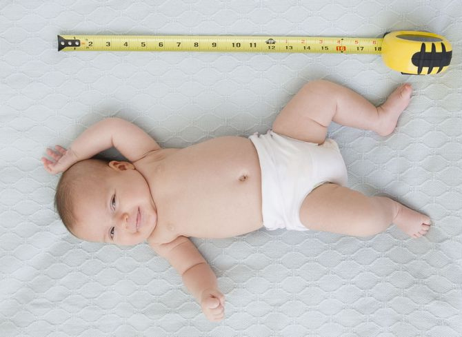 Рост и вес новорожденного: о чем скажут эти параметры?