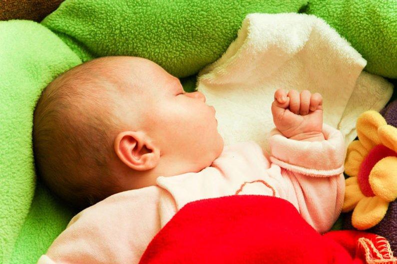 сон новорожденного - в чем отличие от сна взрослого человека