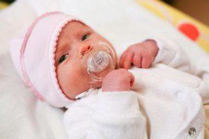 тонус у новорожденного