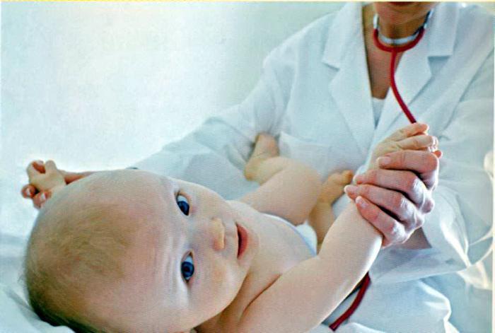 цитомегаловирус новорожденного