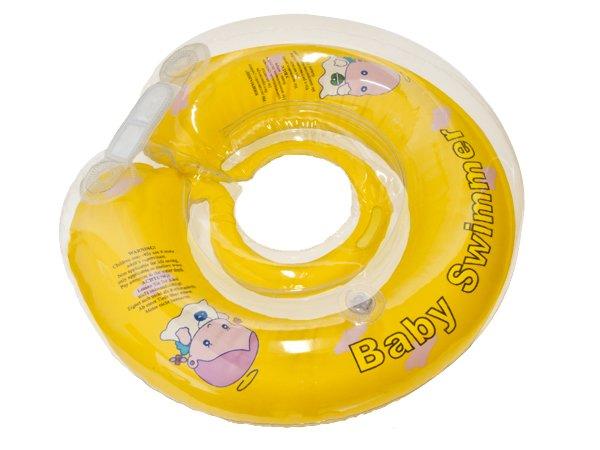 круг на шею для новорожденных