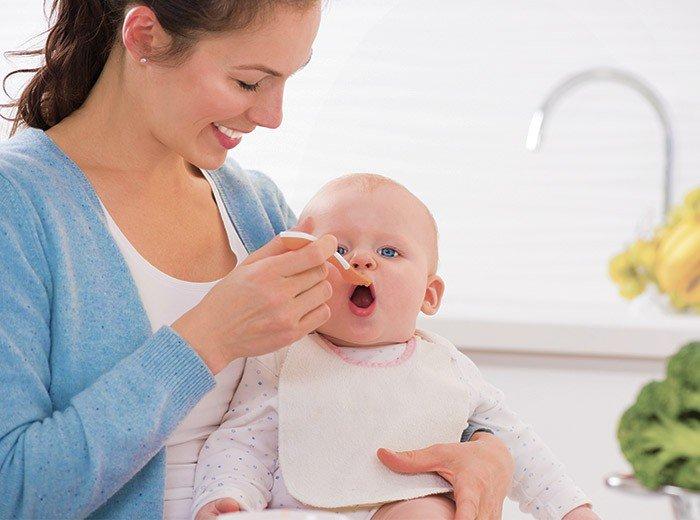 педагогический прикорм малыша
