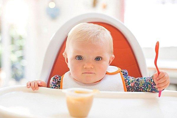 прикорм грудничка с шести месяцев