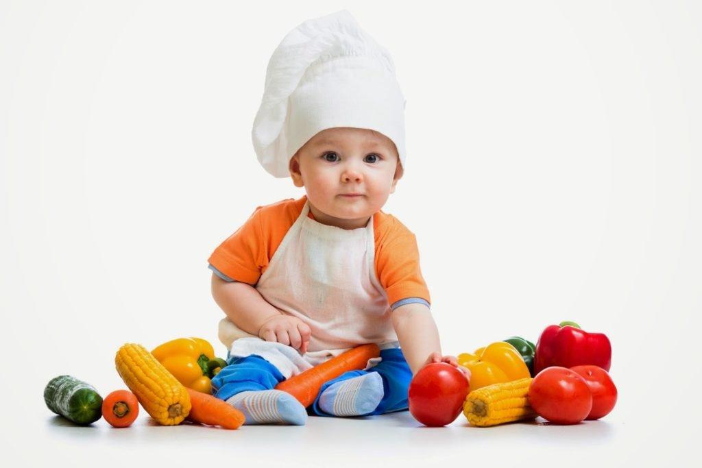 овощной прикорм грудничка в 6 месяцев