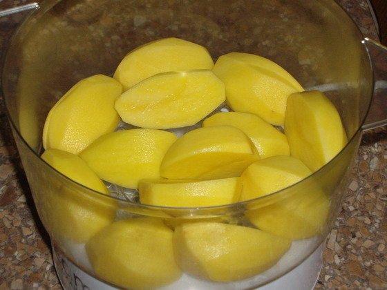 картофельное пюре для грудничка