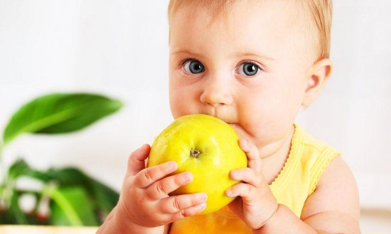 Яблочное пюре для грудничка: как выбрать и приготовить самостоятельно фруктовое лакомство своему малышу