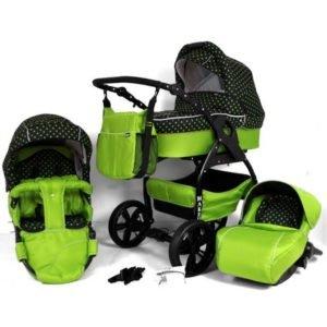виды колясок для новорожденных