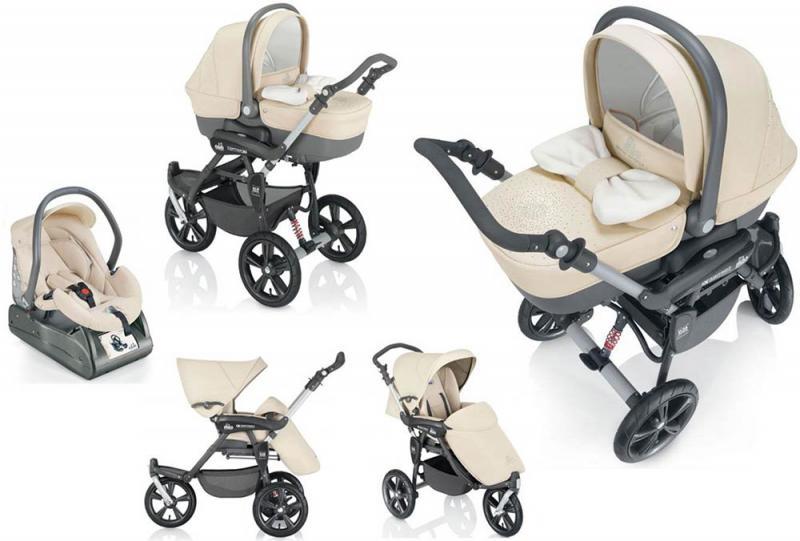 модульные коляски для новорожденных рейтинг