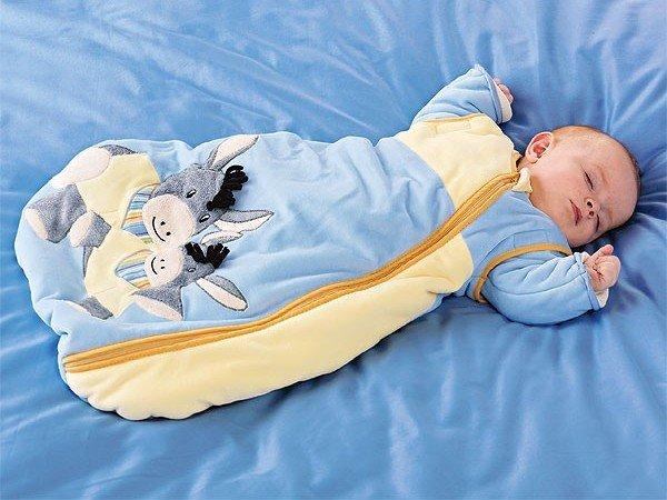 Спальный мешок - современная альтернатива одеялу