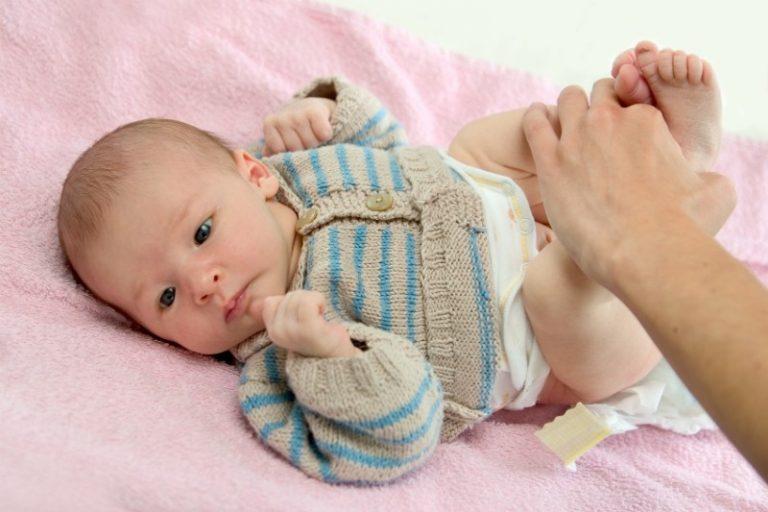 переходный стул у новорожденного при гв
