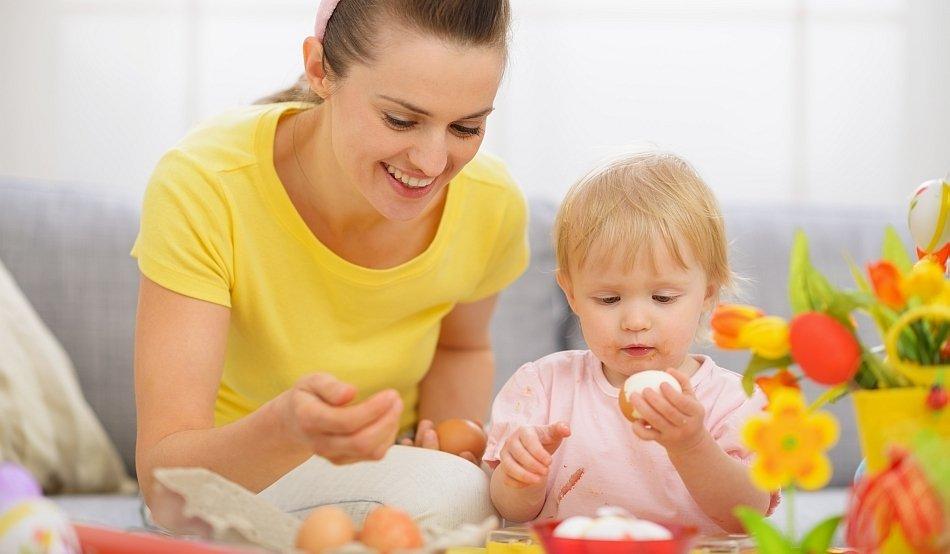 яйцо для грудничка