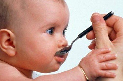 Хилак форте против дисбактериоза у новорожденных