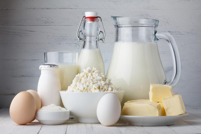 пищевая аллергия на молочные продукты