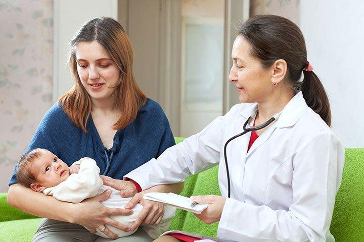 врач-педиатр на дому