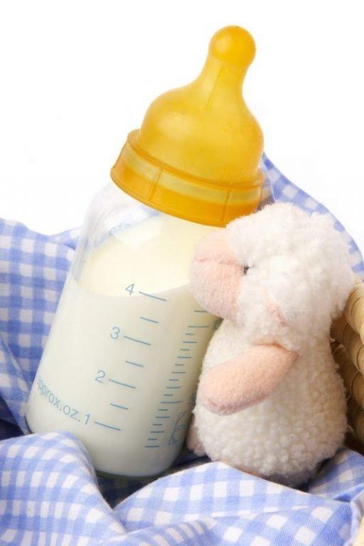 Выбираем смесь для малыша на ИВ