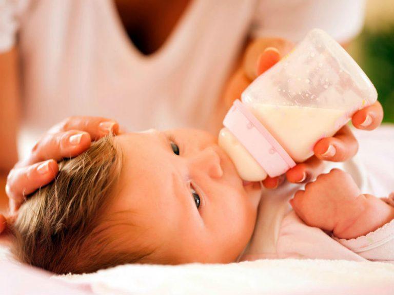 выбор смесей для младенца