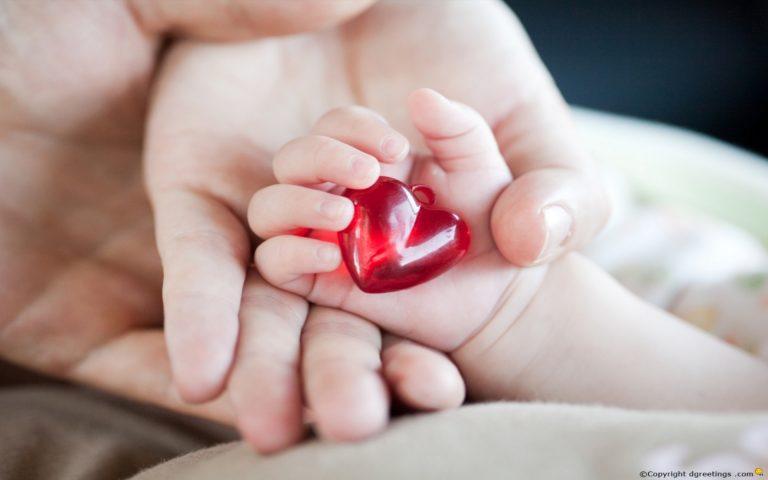 Порок сердца у младенца: что делать?