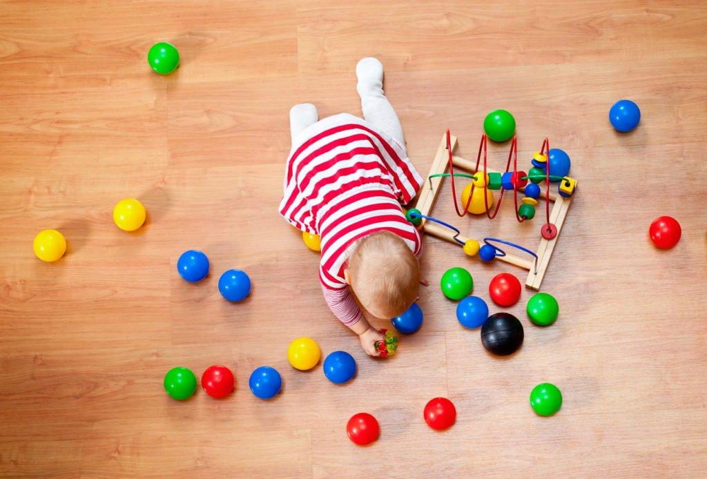 скачки роста и развития у детей до года