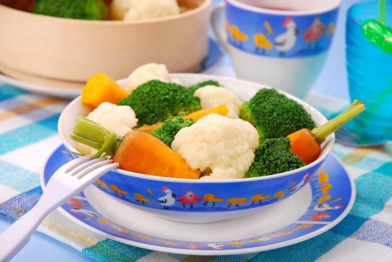овощной прикорм для малыша