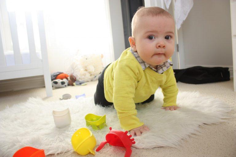 Ребенку 6 месяцев – какой он?