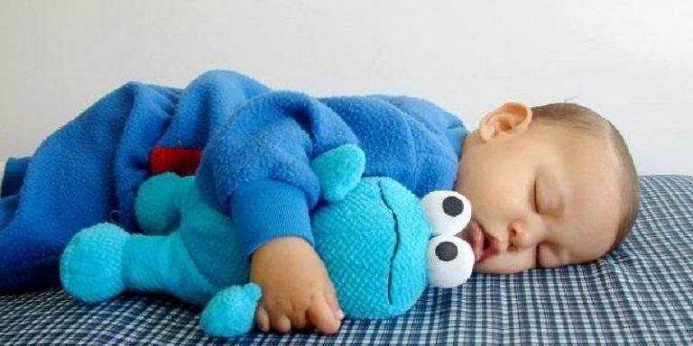грудничок 7 месяцев и его сон
