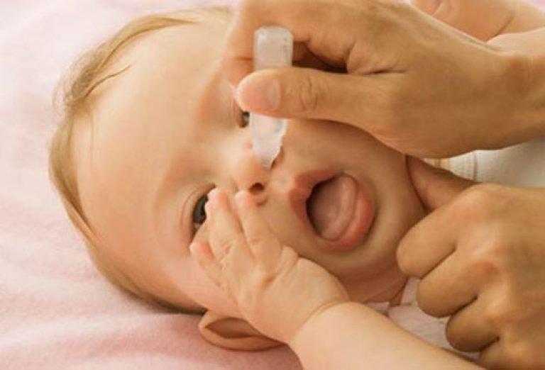 капли в нос грудничку : гриппферон