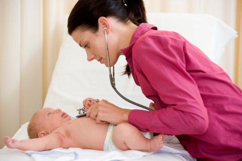 патронаж новорожденного дома