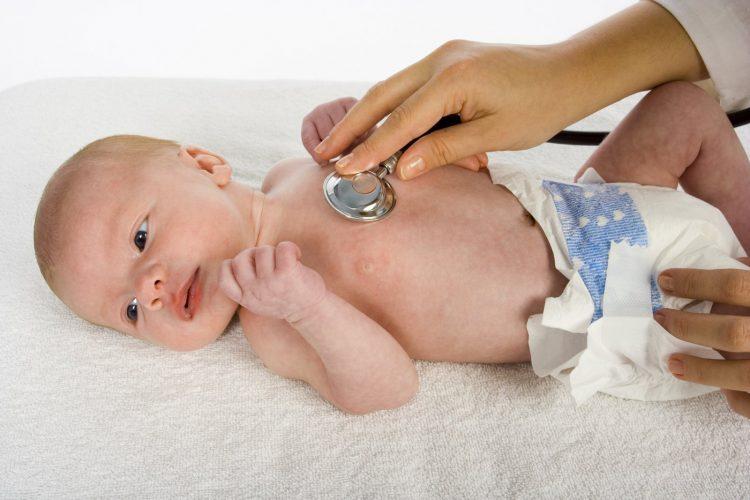 лечение пневмонии у грудничка