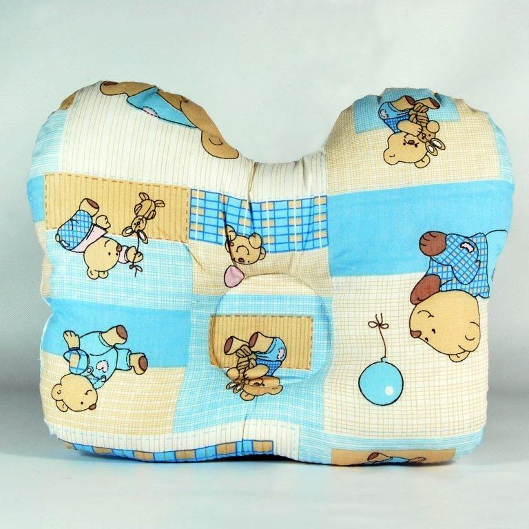 ортопедическая подушка для грудничка