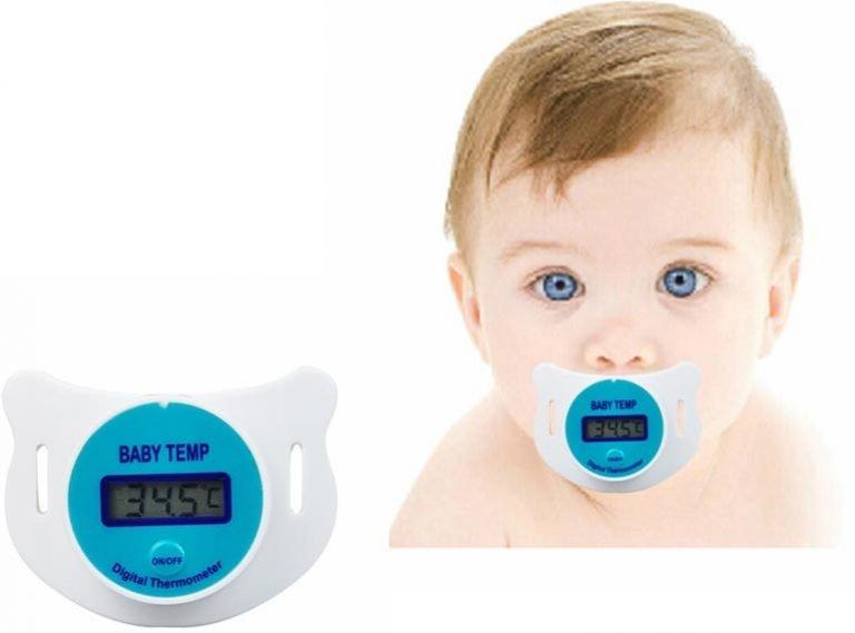 Правила измерения температуры у грудных детей