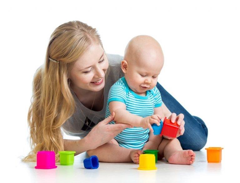 игрушки для ребенка первого года жизни