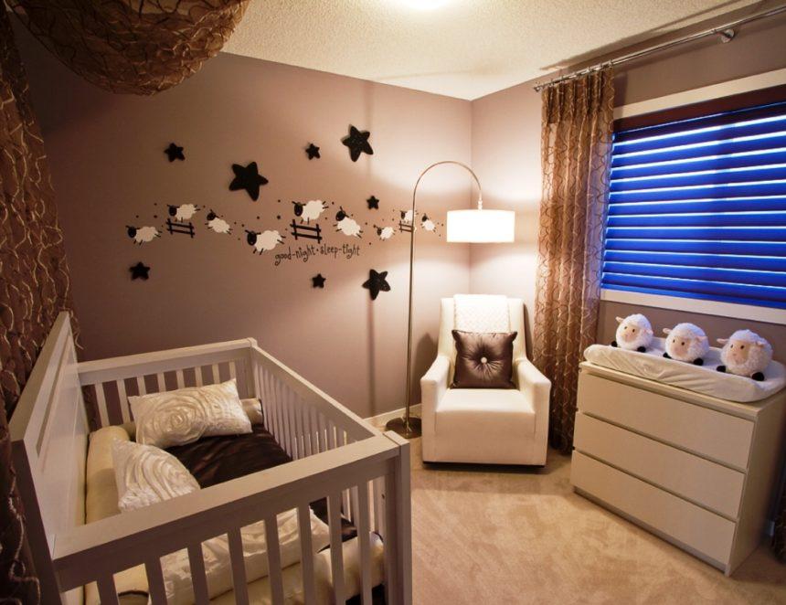 Детская комната: выбираем мебель для младенца